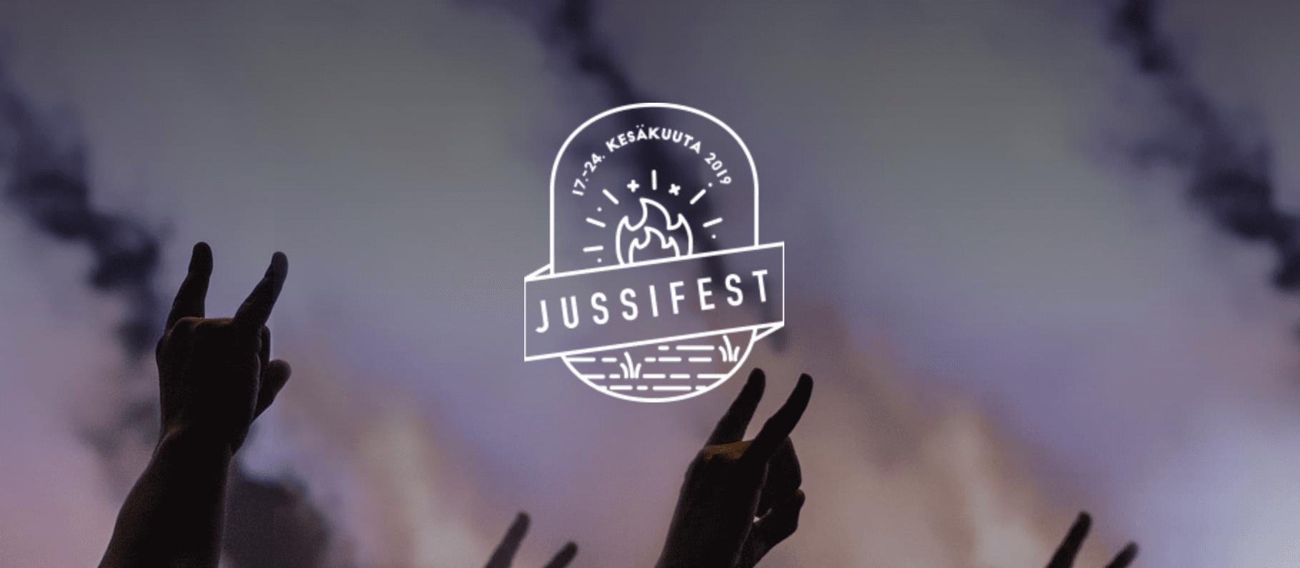 Jussifest 2019 - Nappaa ilmaiskierrokset aina kun Ruotsissa sataa!