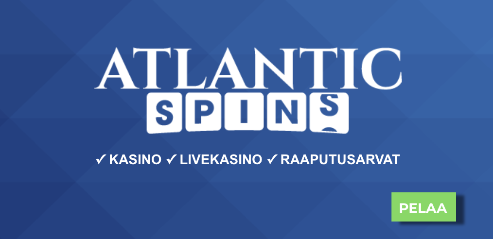 atlantic casino pelivalikoima - Atlantic Spins