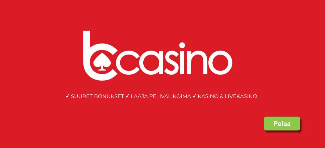 bcasino kokemuksia - bCasino
