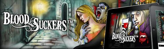 blood suckers slot - Halloweenin parhaat kasinopelit!