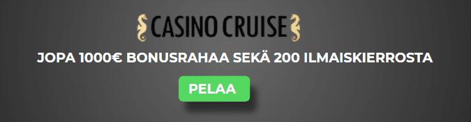 casino cruise tervetuliaisetu - Casino Cruise