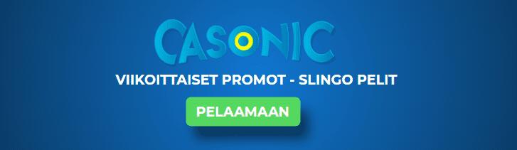 casonig viikoittaiset promot 1 - Casonic