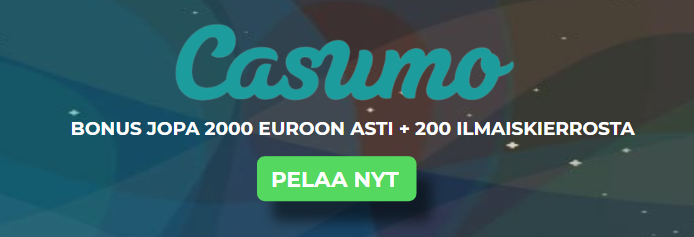 casumo naettikasinot24 bonus - Casumo Kasino