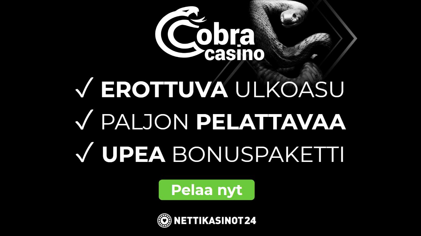 cobra kasino arvostelukuva - Cobra Casino