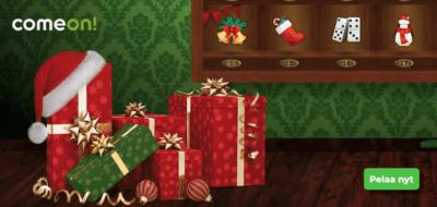 Comeonin joulukalenteri 2019