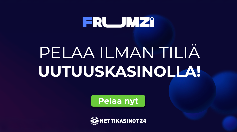 frumzi uutinen - Uutuus 7Starsin kasinoperheeseen