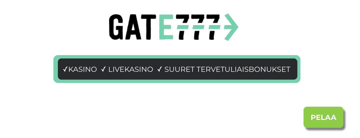 gate777 kasino arvostelu