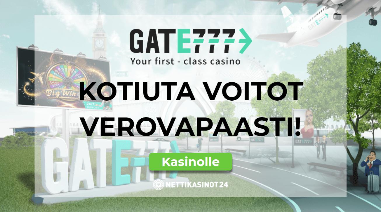 gate777 maltan lisenssi 1 - Miksi nettikasinot toimivat Maltalla?