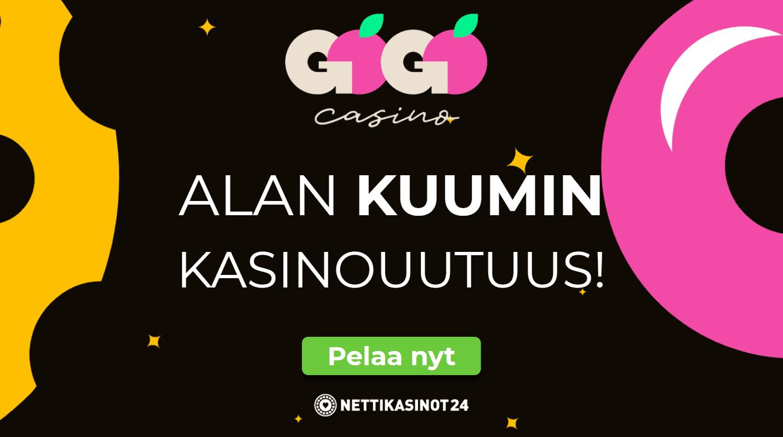 gogo kasino uutinen - Kauan odotettu kasinouutuus!