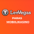 LeoVegas jakaa bonuksia jokaiseen makuun