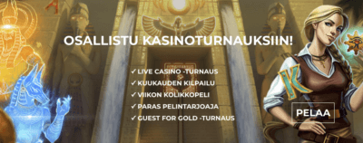 Light casinon turnaukset