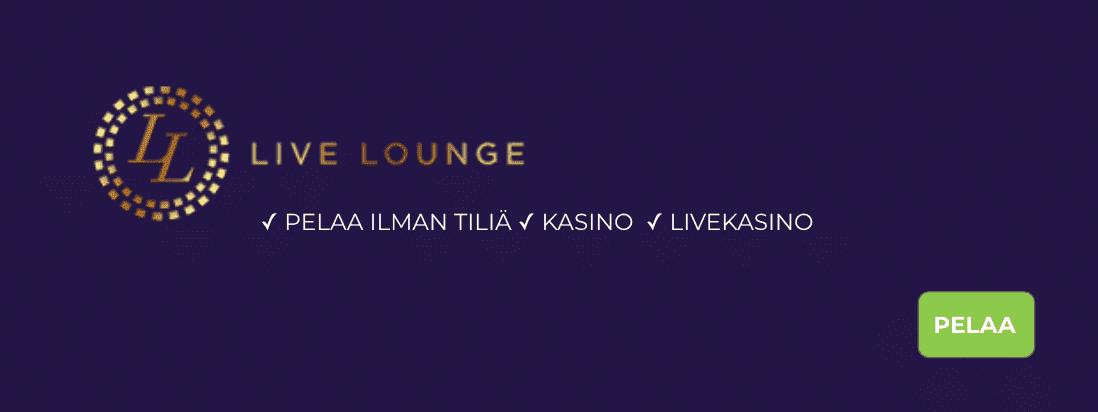 live lounge valikoima - Live Lounge