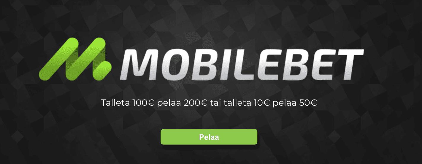 mobilebet tervetuliaisbonus