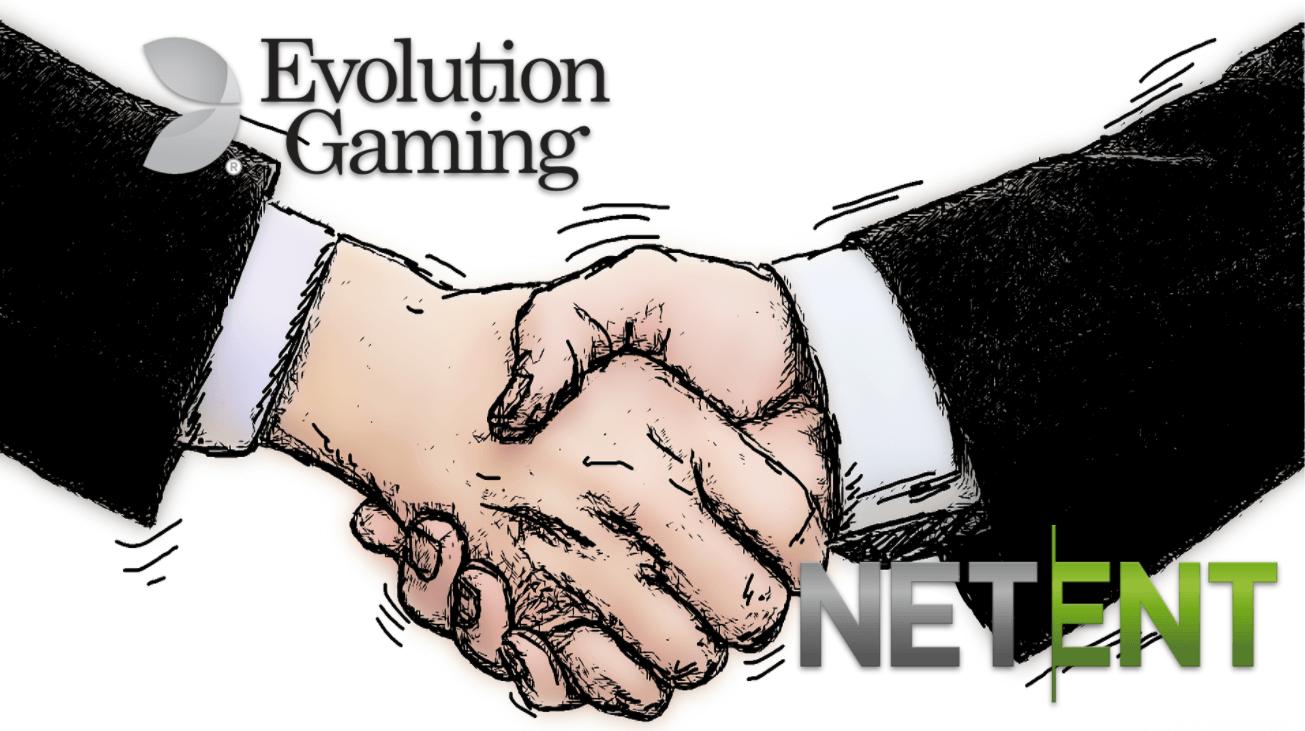 netent evolutiongaming - Evolution Gaming ostaa NetEntin