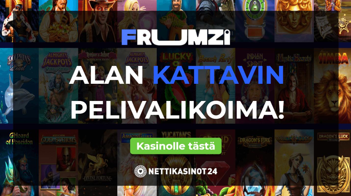 pelatuimmat kasinot ajankohtainen - Näillä kasinoilla suomalaiset pelaavat nyt