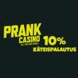 Nappaa Prank Casinon käteishyvitys