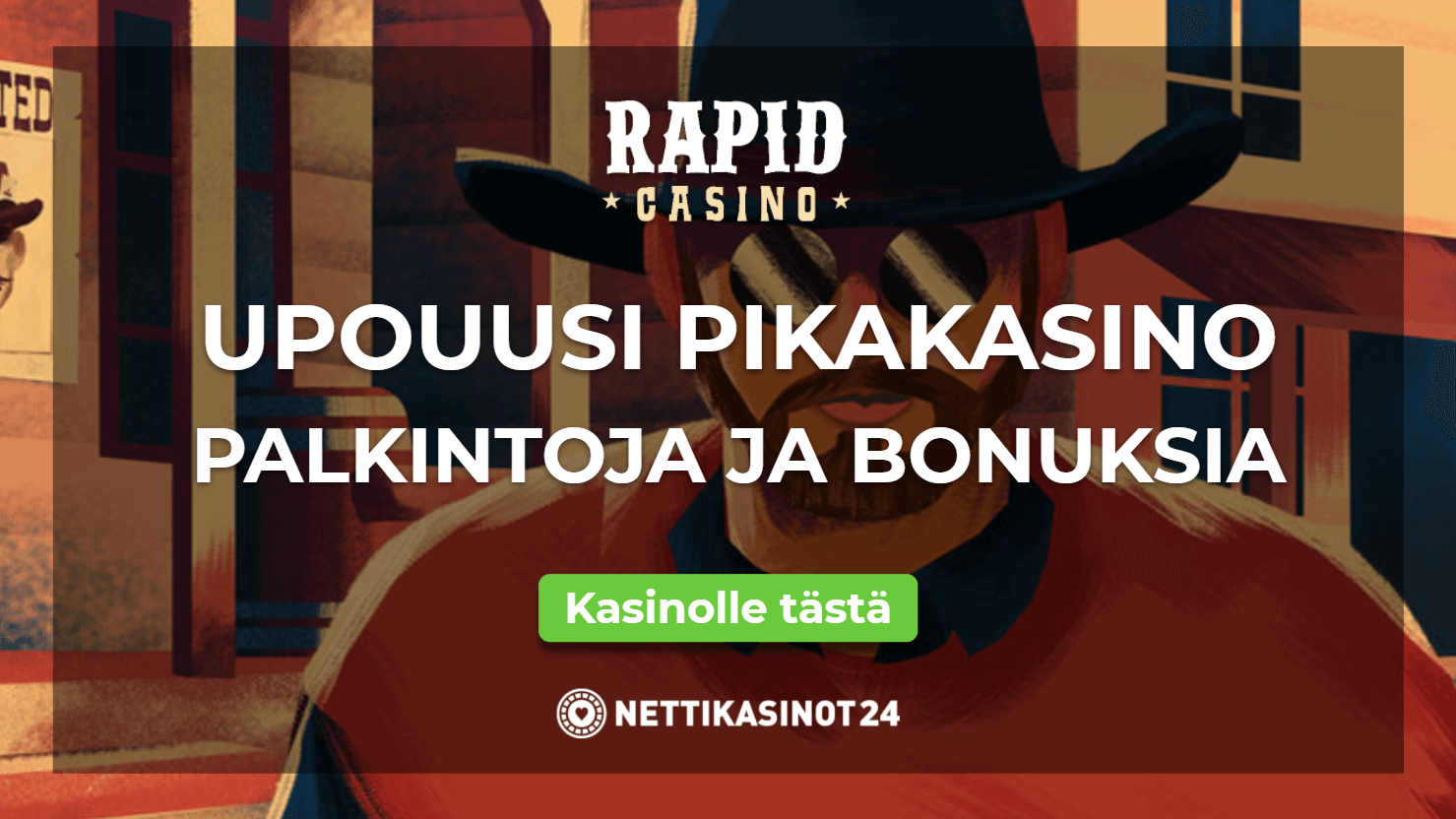 rapid casino uutinen - Kuumin uusin kasino 1000€ bonuksilla