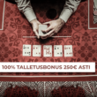 Lunasta 250€ livekasinobonus