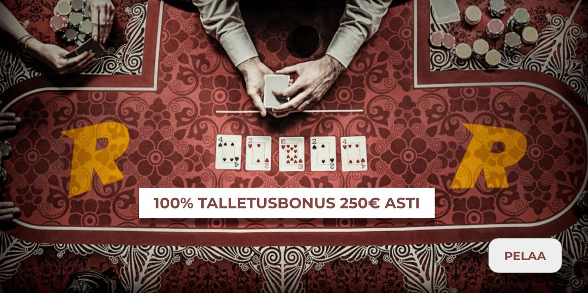 rizk livekasino bonus - Lunasta 250€ livekasinobonus