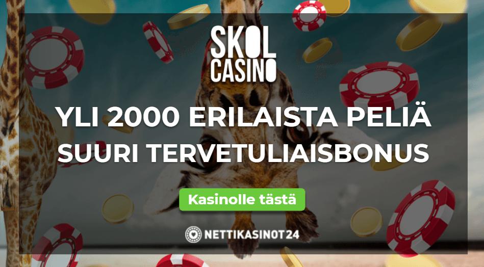 skol casino uutinen pelit - Uusimmat pelit massiivisessa valikoimassa