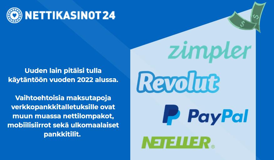 uusi arpajaislaki 2022 - Mitä uuden arpajaislain käyttöönotto tarkoittaisi?