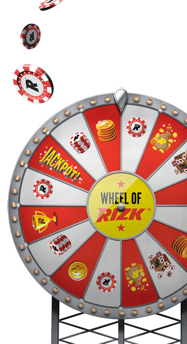 wheelofrizk right - Rizk Casino