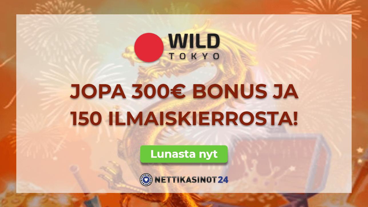 wildtokyo uutinen kuva - Wild Tokyo Casino